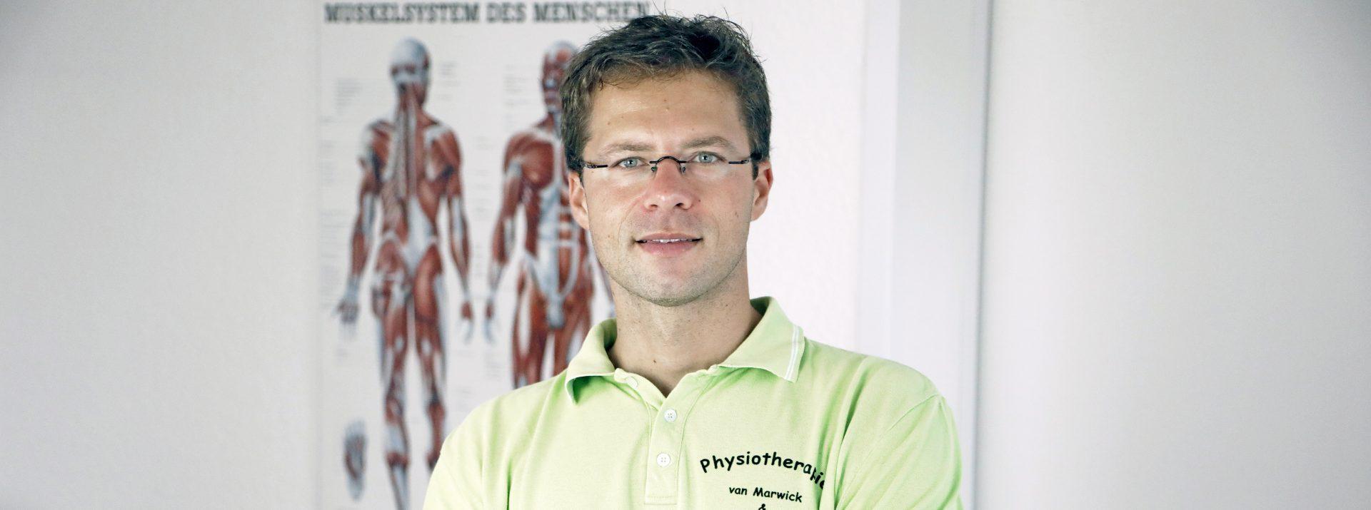 Physiotherapeut Georg Timmler
